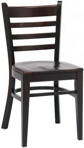 Dřevěná židle 311 890 Budweis