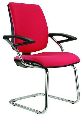 Konferenční židle York Prokur chrom
