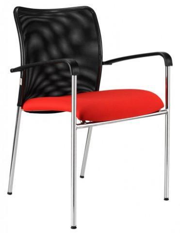Konferenční židle Trinity s područkami