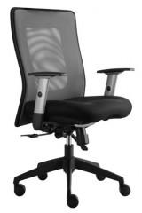 Kancelářská židle Lexa bez podhlavníku