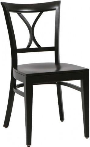 Dřevěná židle 311 900 Alicante - stohovatelná