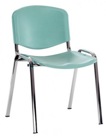 Konferenční židle Iso plastová