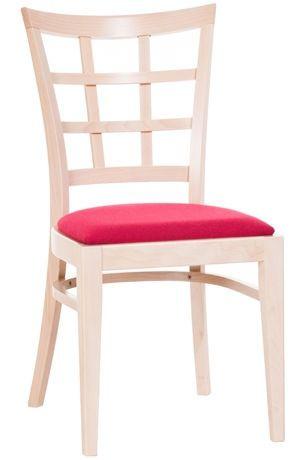 Židle 313 201 Toledo - stohovatelná