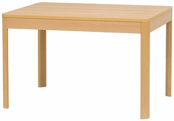 Stima Jídelní stůl Retro pevný 80x80 cm