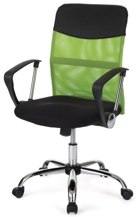 Autronic Kancelářská židle KA-E310 RED - Červená
