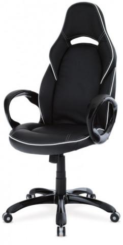 Kancelářská židle KA-E490, černá