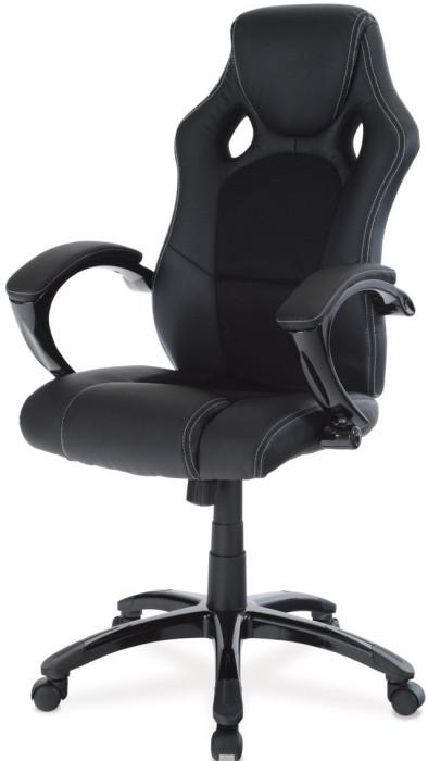Kancelářská židle KA-N157 BK