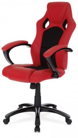 Kancelářská židle KA-N157 RED