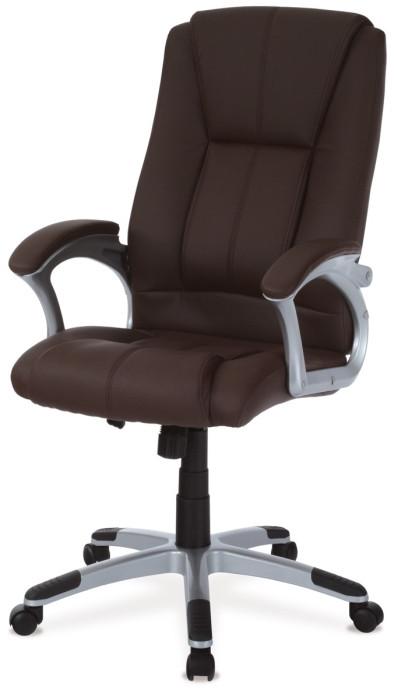 Autronic Kancelářská židle KA-N637 WT - Bílá