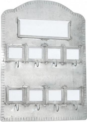 Tabule na klíče zinková
