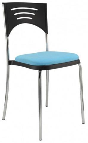 Konferenční židle Bora čalouněná