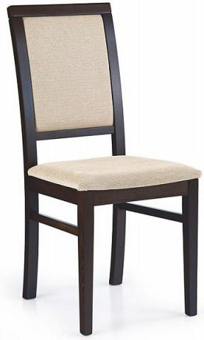 Jídelní židle Sylwek 1 -wenge/TORENT BEIGE