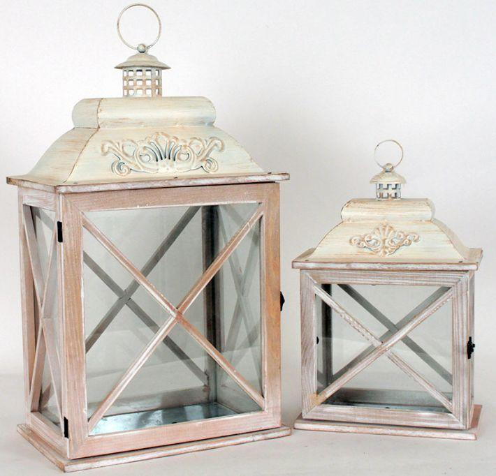 Dřevěné lucerny SHA682156