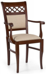 Jídelní židle s područkami Sebastian 3 P