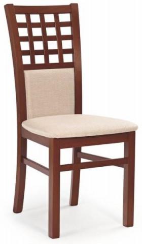 Jídelní židle Gerard 3 - třešeň antická/Mesh 1