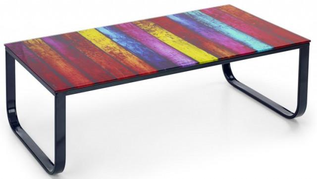 Konferenční stolek s potiskem AF-1010