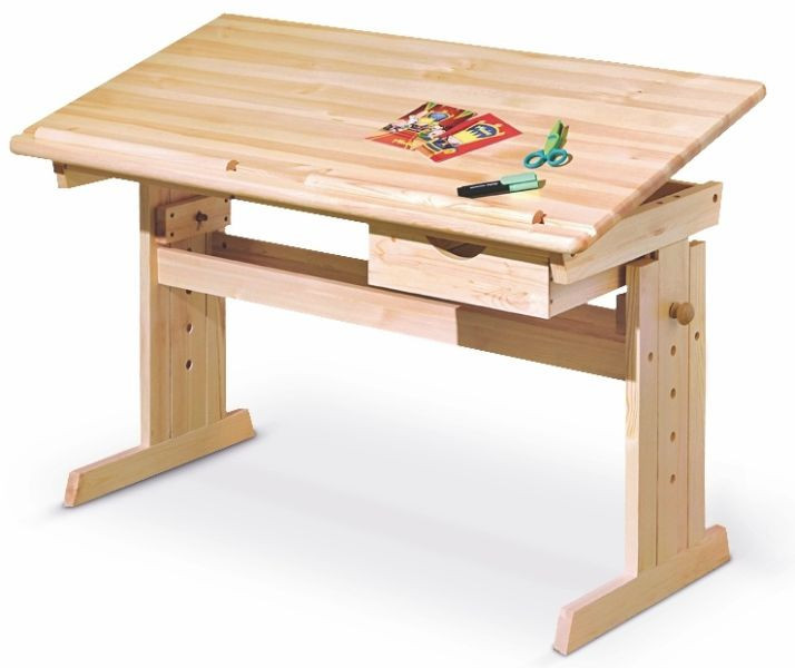 Dětský rostoucí stůl Julia