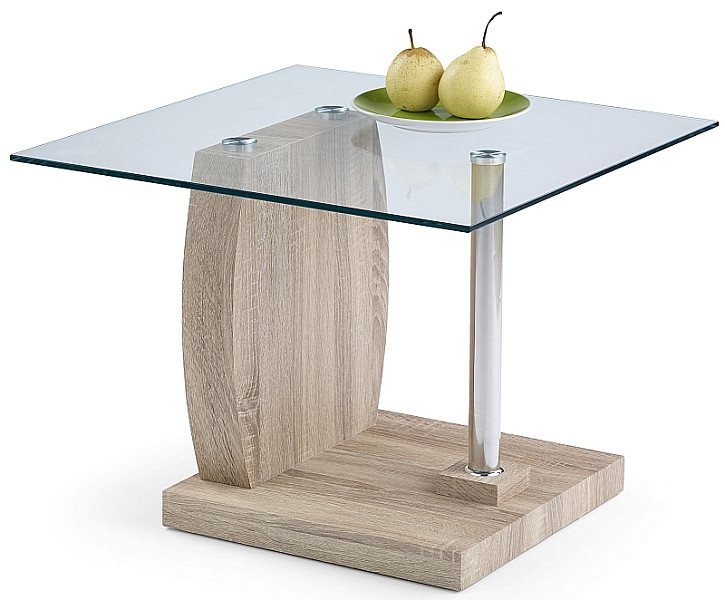 Halmar Konferenční stolek Susan wenge