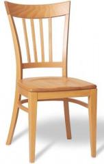 Dřevěná židle 311 202 Riga