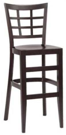 Barová dřevěná židle 311 204 Toledo