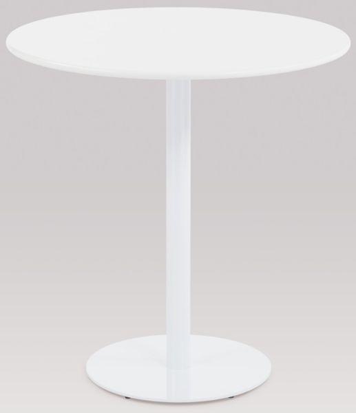 Autronic Jídelní stůl T-500 WT - bílý