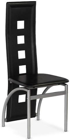 Jídelní židle K4 M - černá