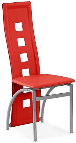 Jídelní židle K4 M - červená