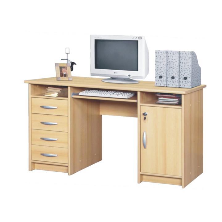 Tempo Kondela PC stůl B9 - buk