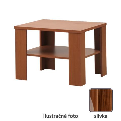 Konferenční stolek INTERSYS 21 - švestka