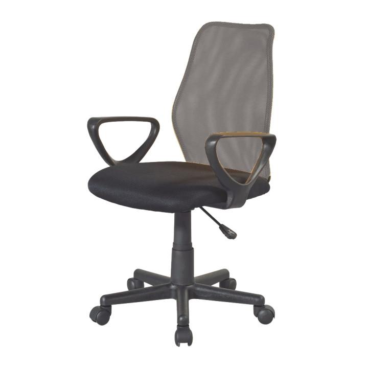 Tempo Kondela Kancelářská židle BST 2010 - šedá + kupón KONDELA10 na okamžitou slevu 10% (kupón uplatníte v košíku)