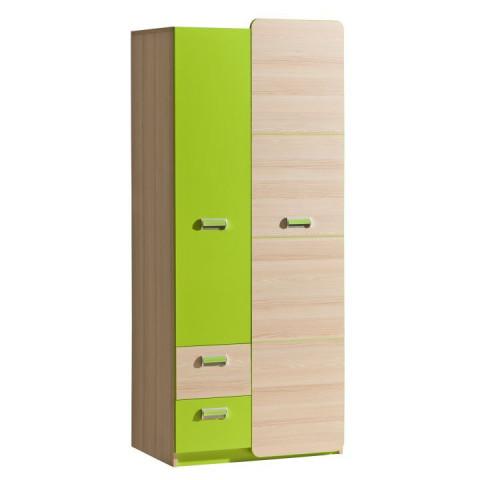 Skříň EGO L1 - zelená