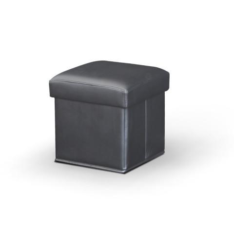Taburet WIKI - černý