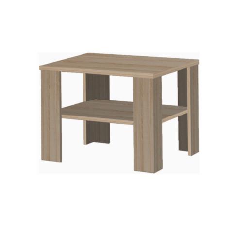 Konferenční stolek INTERSYS 21 - dub sonoma tmavý
