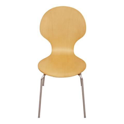 Jídelní židle MAUI NEW - přírodní