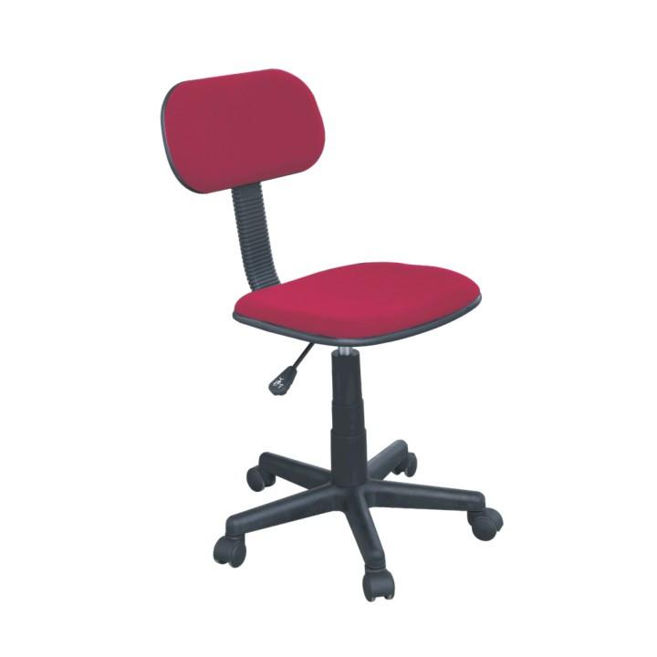 Tempo Kondela Dětská židle TC3-802P - červená