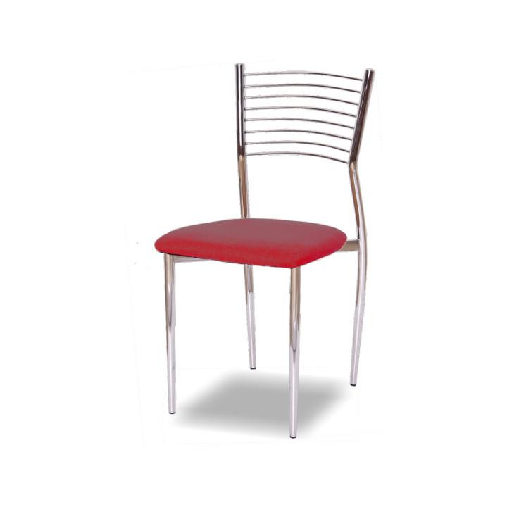 Tempo Kondela Jídelní židle ZAIRA - červená