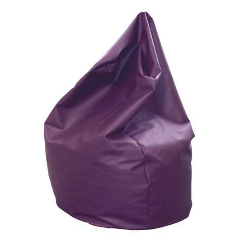 Sedací pytel BAG-VAK - fialový