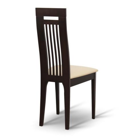 Jídelní židle EDINA - wenge