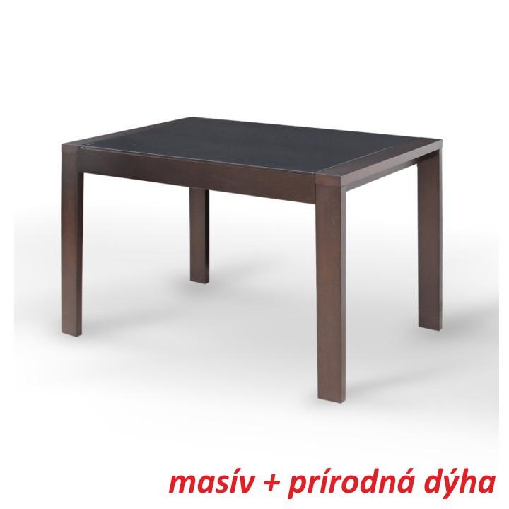 Tempo Kondela Jídelní stůl JANADAN - ořech + kupón KONDELA10 na okamžitou slevu 10% (kupón uplatníte v košíku)