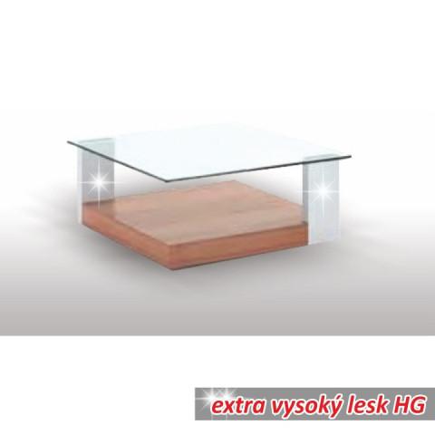Konferenční stolek EMIL - švestka