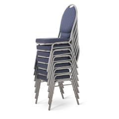 Jednací židle JEFF NEW - modrá
