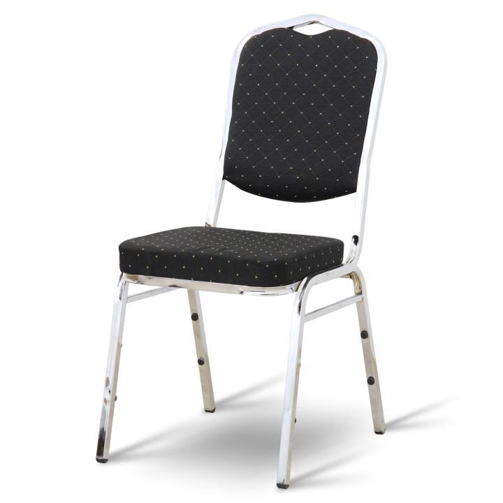 Tempo Kondela Jednací židle LEJLA - černá