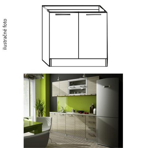 Kuchyňská skříňka IRYS DZ-80