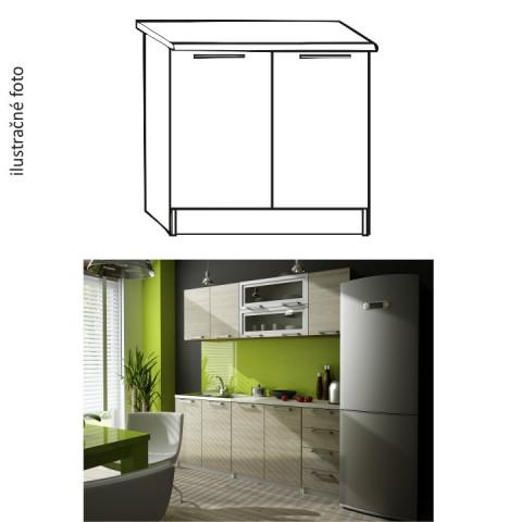 Kuchyňská skříňka IRYS D-80