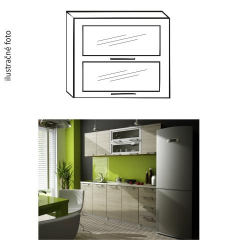 Kuchyňská skříňka IRYS G2W-80