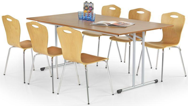 Halmar Jídelní stůl Gordon 180x90 cm buk