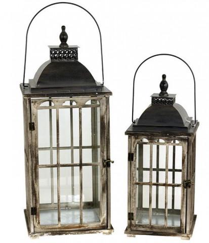 Dřevěné lucerny SHA707194