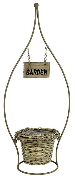 Autronic Proutěný obal na květiny Garden AN703868 - velký
