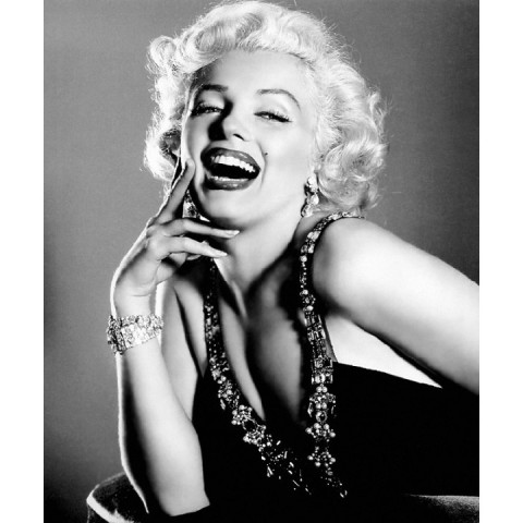 Obraz T043 Marilyn Monroe 50x70