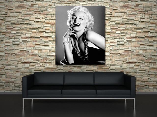 Obraz T043 Marilyn Monroe 50x70 Atan Nábytek